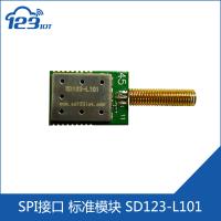 一二三物联网 SPI接口 LoRa模块 SD123-L101