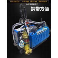 杭州消防呼吸器充气泵JUNIOR II-E宝华空气压缩机