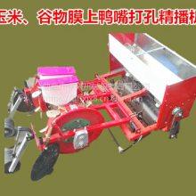 拖拉机带的播种机 富兴胡萝卜白菜播种机 水稻播种机价格