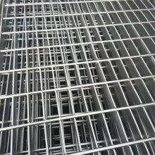 热镀锌格栅板厂家 水沟盖板设计 楼梯踏步板