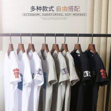 5元纯棉T恤外贸原单韩版男装短袖T恤 2-5元便宜女装厂家直销亏本清仓批发