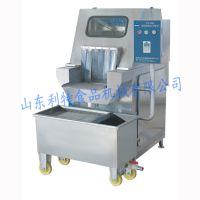 诸城利特机械80盐水注射机、鱼肉注射机、鸡肉注射机