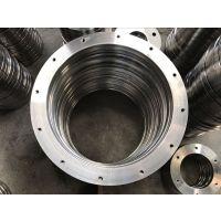 丽江16公斤压力304不锈钢法兰 接管尺寸Φ45