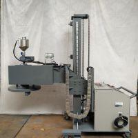 上海典颖厂家直销DY-102型移动式铝液喷粉精炼除气机,精炼除气设备