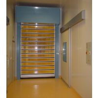 马鞍山厂区空调房专用硬质保温快速门图片价格