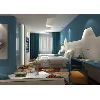 贵阳主题酒店设计装修要富有空间魅力-筑格装饰