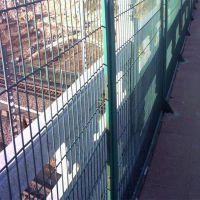 养殖铁丝网 护栏网价格 园林防护网