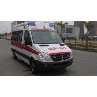 福建奔驰凌特315柴油2.2T高顶监护型救护车