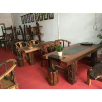 厂家批发廊坊老榆木餐桌椅,老榆木餐桌椅/茶几价格,老榆木餐桌椅图片价格