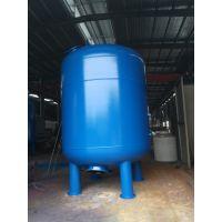 价格便宜的 内部刷三层环氧漆 碳钢Q235石英砂过滤器