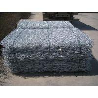 矿用钢丝支护网石笼网挡土墙