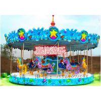 春节庙会必上游乐设备海洋转马/嘉信游乐生产