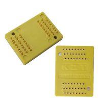 SSD固态硬盘TSOP48 ic socket/转接板/保护套/端子板/atapter母座