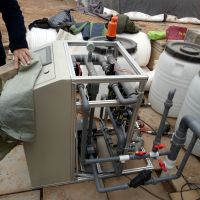 水肥一体化设备价格 LF30-15施肥器 泰安霖丰智能施肥灌溉机