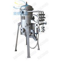 供应全自动微孔过滤器PAPE管精密微孔固液分离过滤机