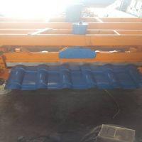 供应新型800竹节瓦 琉璃瓦 压瓦机 现货销售