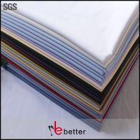 黑色口袋布 涤棉精梳斜纹口袋 TC65/3545x45133x72高品质西装面料