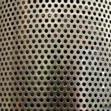 医院座椅冲孔网@垃圾桶圆形钢板网@工艺制品圆孔钢板网