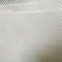 厂家供应三明治网眼布 防霉抗菌网布 环保透气网布