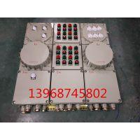 防爆检修电源插座箱(IIB IIC)型号 防爆无火花插销箱厂家 钢板型插销箱价格