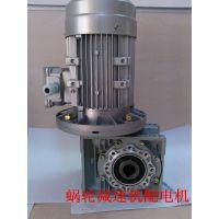 RV050蜗轮蜗杆减速机 上海诺广现货提供