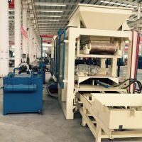 液压砌块机 小型水泥砌块砖机 环保水泥免烧空心砖机