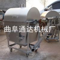 花生芝麻炒货机 电加热炒货机 榨油机配套设备炒锅 通达供应
