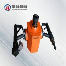 金林机械厂家直销ZQS-50/1.5S手持式帮锚杆钻机气动回转式钻机