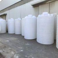 厂家直供污水5吨圆柱形水箱 塑料水箱 化工耐酸碱储罐