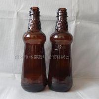河北林都供应模制棕色玻璃瓶