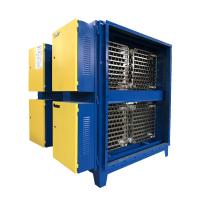 厂家直销 蜂窝型超低空排放系列 工业油雾净化器