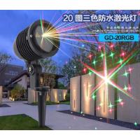 户外防红绿水激光灯满天星单片机IC驱动方案开发
