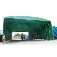 合肥大型物流出货雨蓬仓库推拉帐篷户外活动室外工地棚