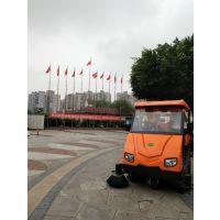 恭贺!重庆奥科奇驾驶扫地机OS-V6进入重庆欧百特清洁服务有限公司