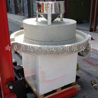 50连锁酒店用豆浆石磨 小型电动豆腐石磨机 鼎达 机械