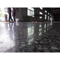 深圳市葵涌车间水磨石怎么翻新--水磨石晶面处理