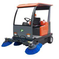西北环卫喷雾式扫地车/陕西普森环保科技制造生产厂家直销扫吸及二和除霾降尘扫地机