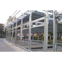 立体车库钢构件加工选三维钢构 专注钢结构20年
