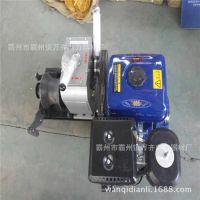 常柴汽油绞磨 1吨牵引器 柴油水冷牵引机