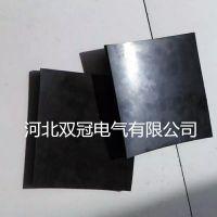 防滑橡胶地板厂家 10KV 配电室专用绝缘橡胶垫 耐高温橡胶垫 河北双冠电力生产销售