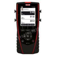 中西供便携式多功能测量仪(风速·风量·温湿度·温度·转速·大气压力) 型号:KM06-VT 210
