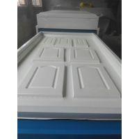 推荐展板橱柜专用真空覆膜机吸塑机