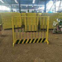 河南安阳基坑安全防护网 建筑基坑护栏 工地专用网 隔离网