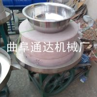 香油石磨米浆机 通达 商用电动石磨机 通达热销 家用专用豆浆机