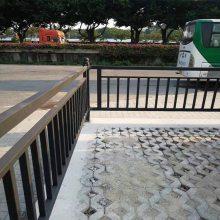 深圳公路城市市政围栏 清远人行道栅栏栏杆防盗 京式道路护栏