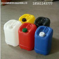 10L塑料桶10升堆码方塑料桶