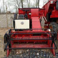 双转盘割台履带式青储机 玉米秸粉碎收获机