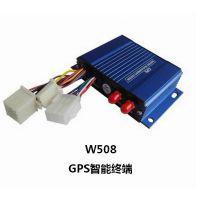 沃典W508 GPS定位监控器 搅拌车 油量管理 车辆调度系统 卸料监控