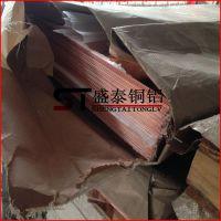 盛泰供应:高纯T3紫铜板 紫铜板价格 软态/硬态