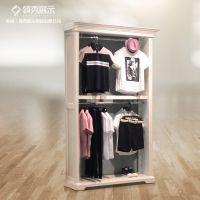 服装展示道具厂家直销服装展示柜